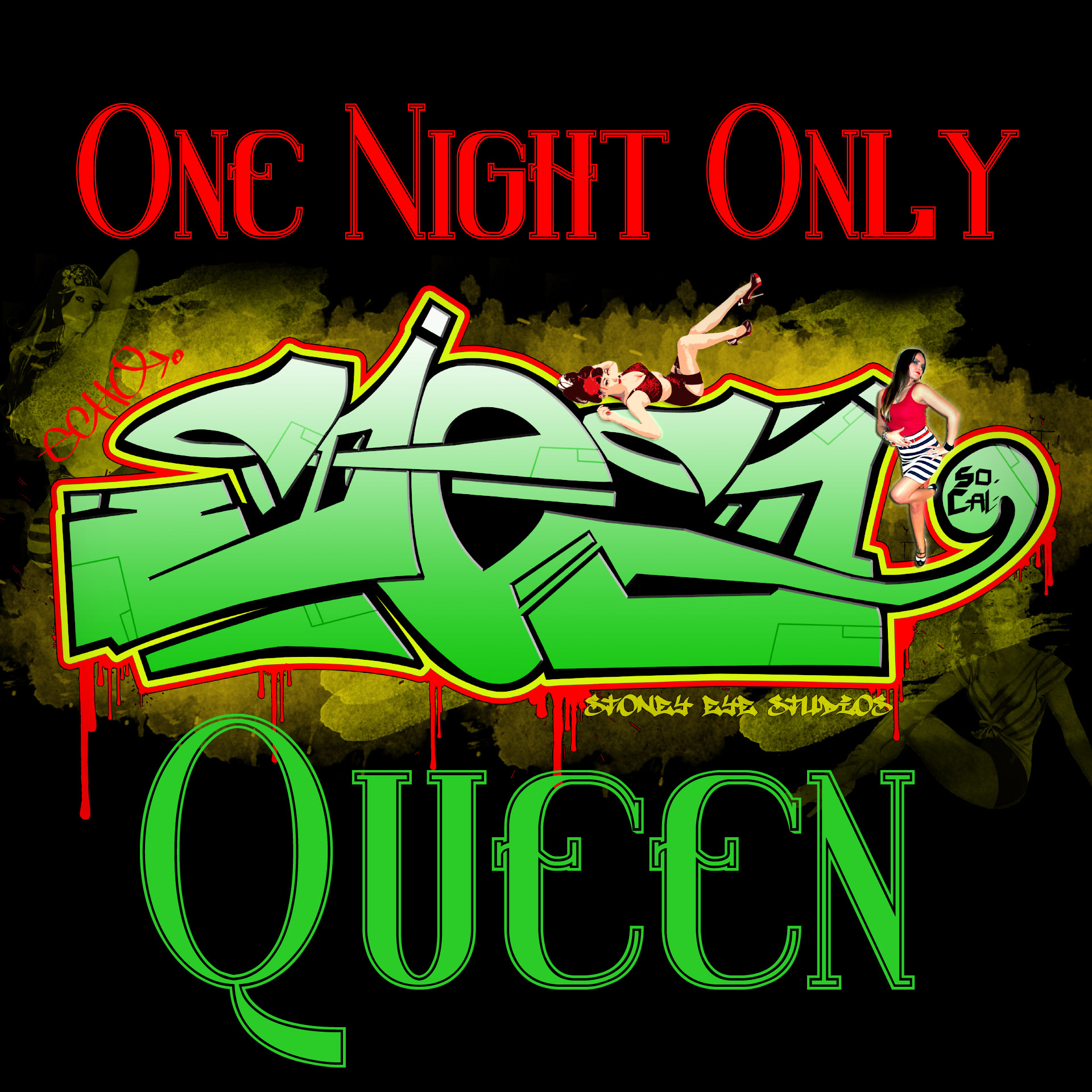 one night only queen